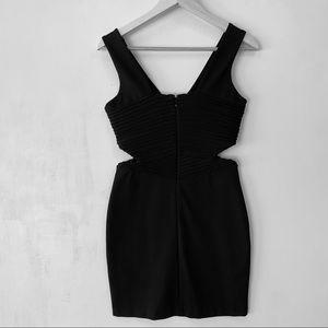 Parker Dresses - Parker Rayon Blend Sleeveless Bodycon Dress Cutout
